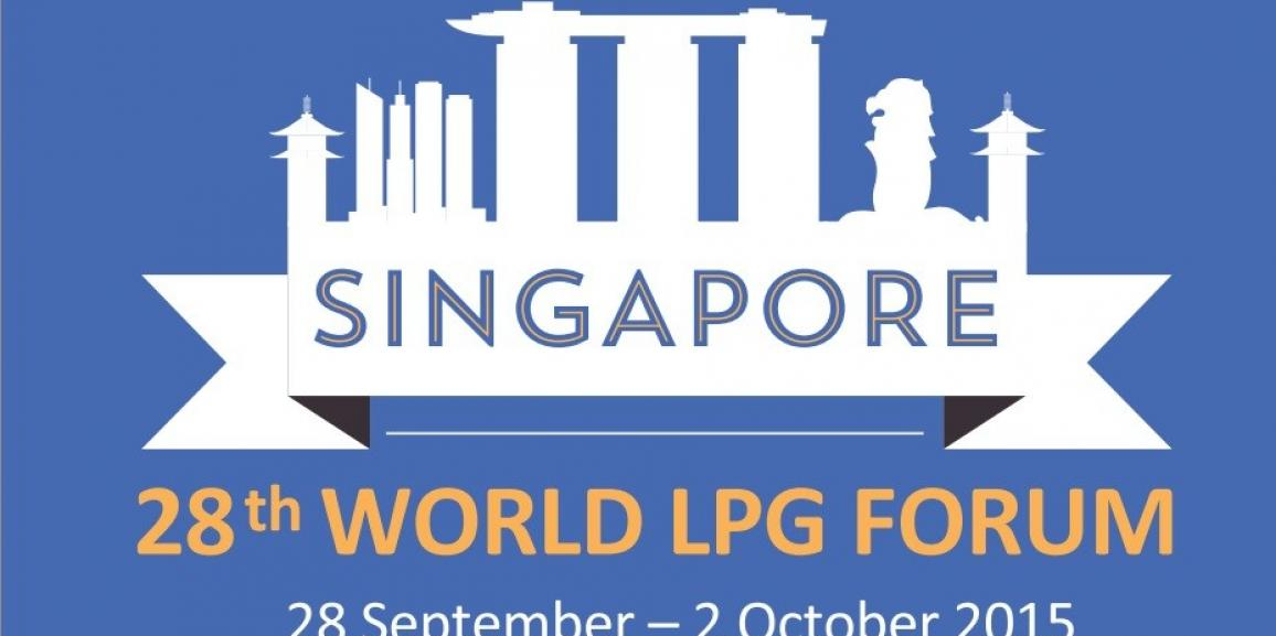 THE 28TH WORLD LP GAS FORUM